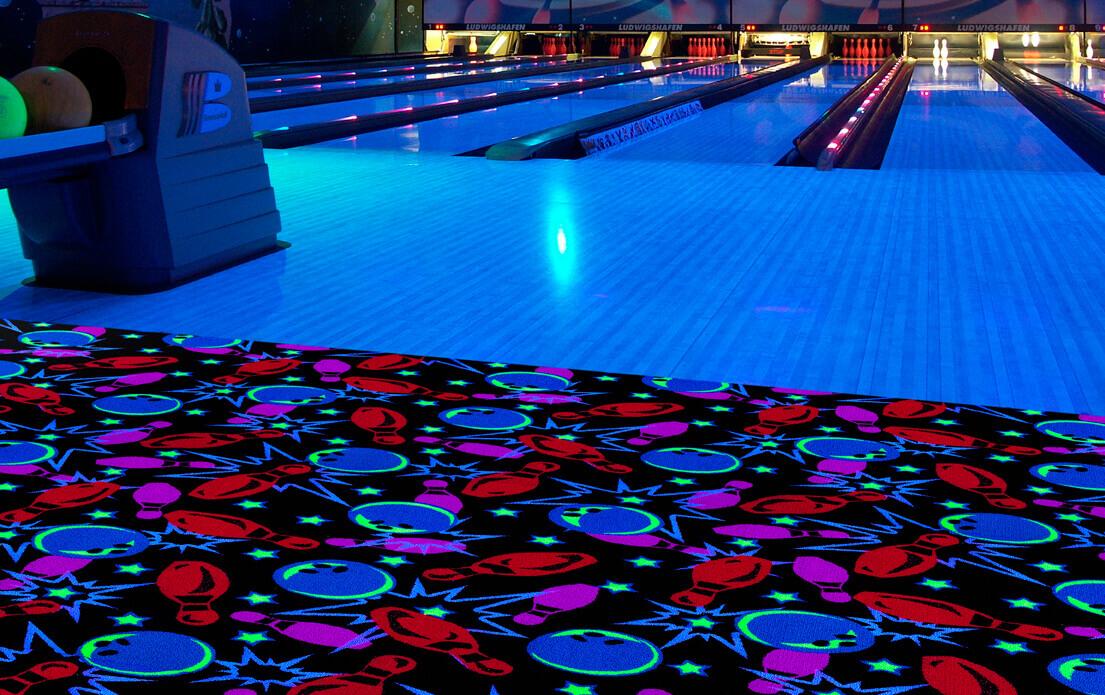 Neon Carpet Image